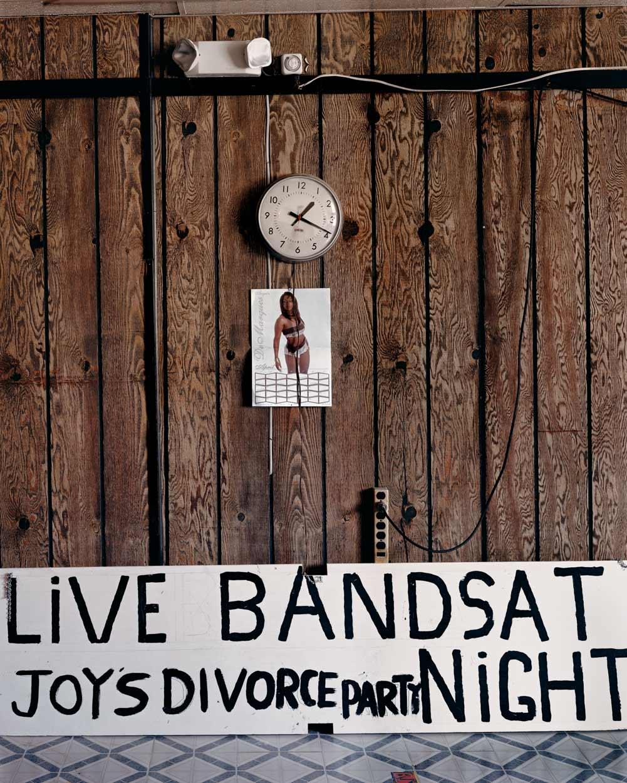 Joy's Divorce Party, 2004
