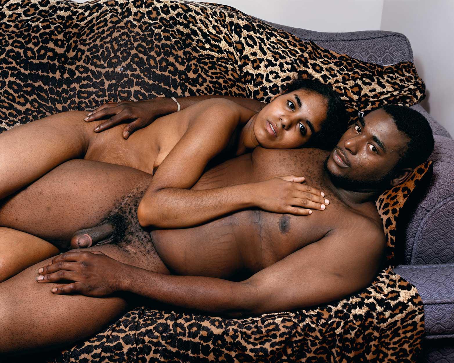 Christina and Jonathan, 2004