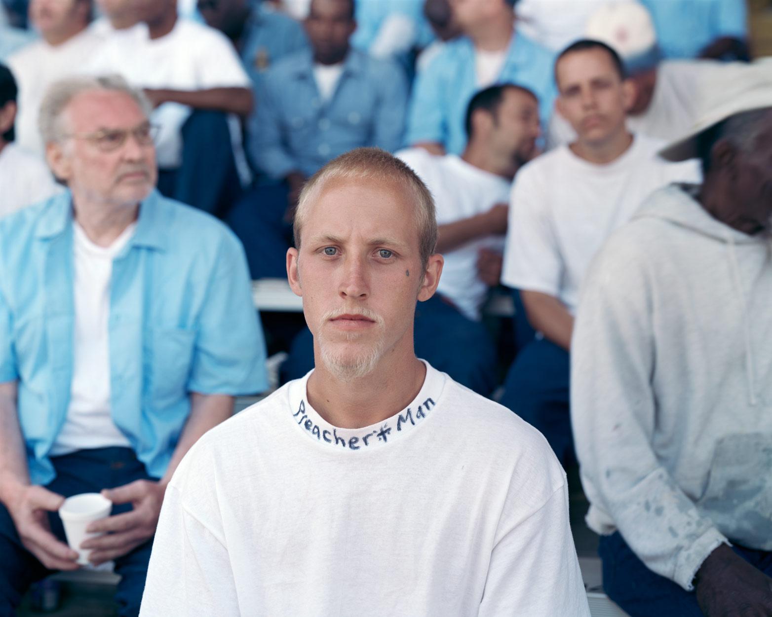 Joshua, Angola State Prison, LA, 2002