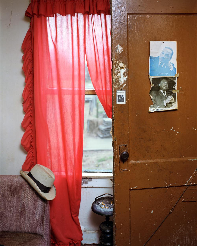 Jimmie's Apartment, Memphis, TN, 2002